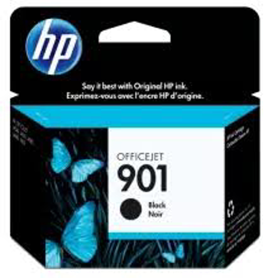 Picture of HP CC653AA #.901 Black Ink