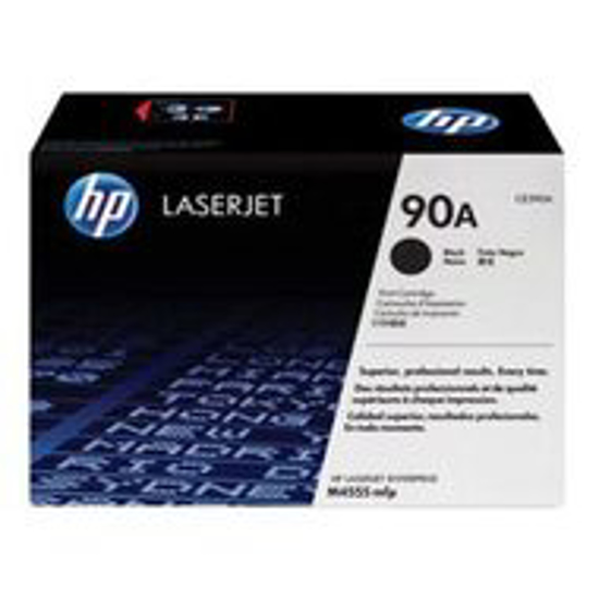 Picture of HP #90A Black Toner Cartridge